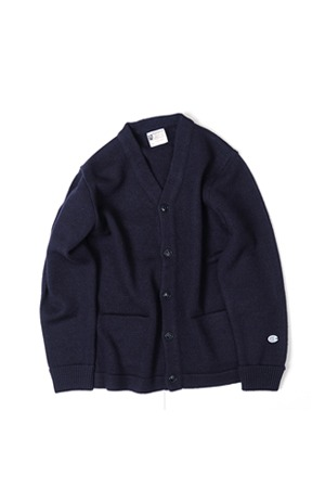 "Champion - VARSITY CARDIGAN ""Navy"""
