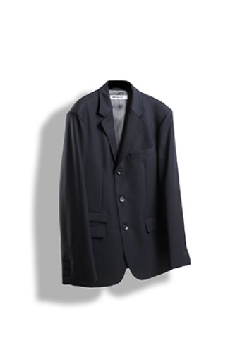 "BIRTHDAYSUIT - MODS BLAZER ""NAVY"""
