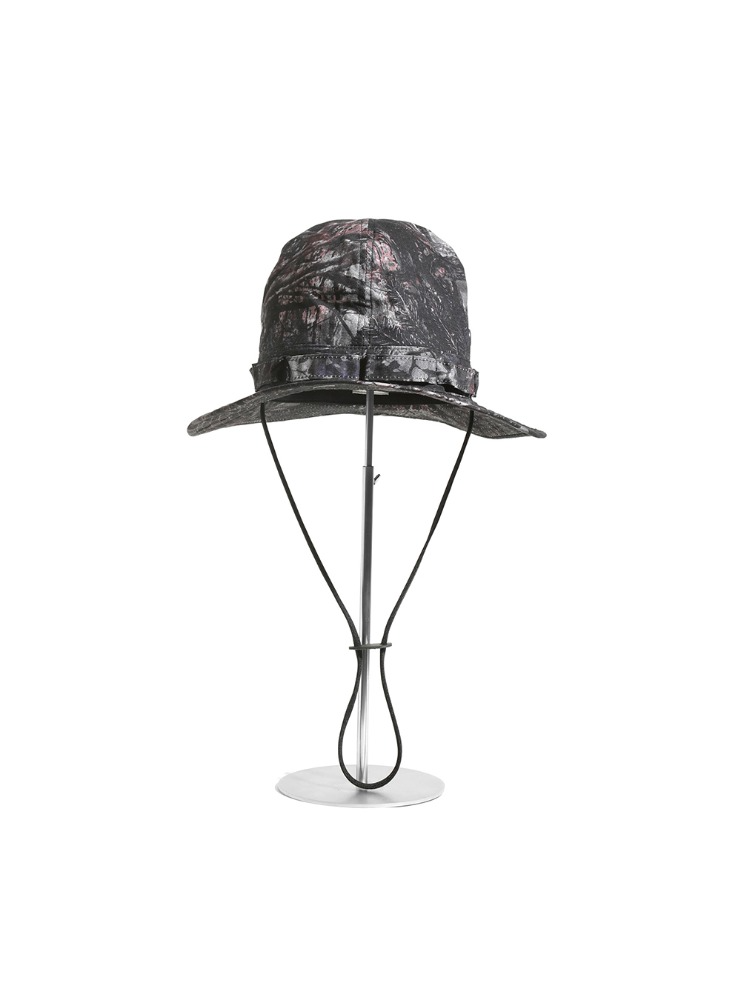 "SOUTH2 WEST8 - Jungle Hat - S2W8 Camo ""GREY"""