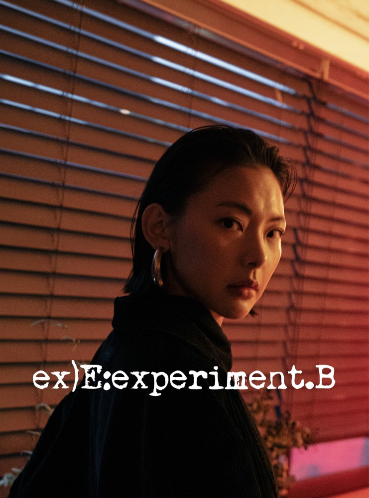EX)B:EXPERIMENT.B LOOKBOOK PART1